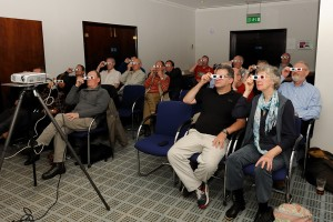 Talk on Infrared photography by Simon Weir for the Southampton Nikon Owner Group